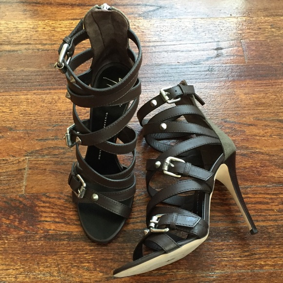 210428562aa1f Giuseppe Zanotti Shoes   Birel Moro Sandals   Poshmark